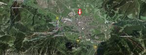 Oberammergau map