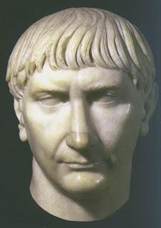 roman-empire Traianus Optimus